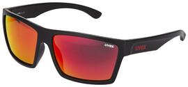 UVEX LGL 36 Colorvision - Lunettes cyclisme - violet/noir 2018 Lunettes de soleil rB6RM